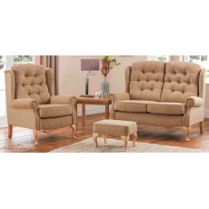 Celebrity Woburn Legged 2 Seater Sofa