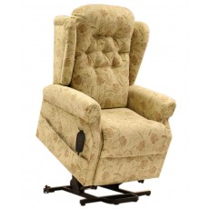 M Sadiq Abbey Upholstered Lift & Rise Chair Dual Motor