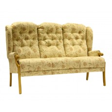 M Sadiq Abbey Showood 3 Seater Sofa