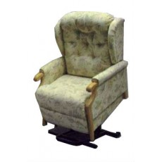 M Sadiq Abbey Showood Lift & Rise Chair Dual Motor