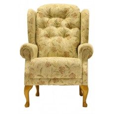 M Sadiq Abbey Queen Anne Chair