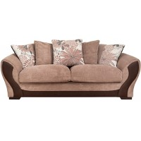 Buoyant Alex Pillow Back 3 Seater Sofa