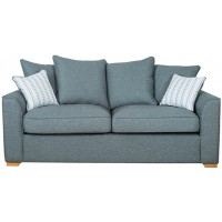 Buoyant Louis 3 Seater Pillow Back Sofa