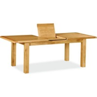 Global Home Collection 27 Small Extendable All Dining table