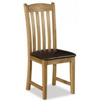Global Home Collection 27 Slatted Dining Chair