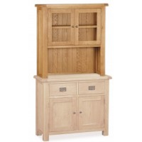 Global Home Collection 27 Small Hutch Cabinets & Display Unit