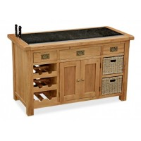 Global Home Collection 27 Kitchen Island Sideboard
