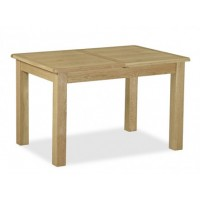 Global Home Collection 100 Compact Extendable All Dining table