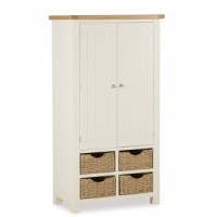 Global Home Collection 98 Bench Cabinets & Display Unit