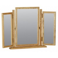 Global Home Collection 27 Triple Mirror