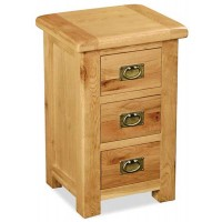 Global Home Collection 27 Wide Bedside Cabinet