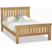 Global Home Collection 27 4'6 Bed Frame