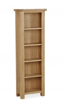 Global Home Collection 100 Slim Bookcase