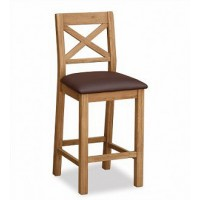 Global Home Collection 27 Bar Stool Dining Chair