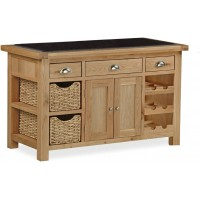 Global Home Collection 100  Kitchen Island